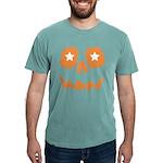 Pumpkin Star Mens Comfort Colors Shirt