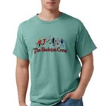 SkeletonCrew Mens Comfort Colors Shirt