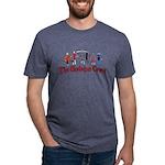 SkeletonCrew Mens Tri-blend T-Shirt