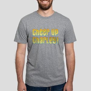 Cheer_Up_Charley2 Mens Tri-blend T-Shirt