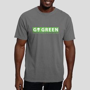 GoGreen Mens Comfort Colors Shirt