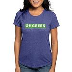 GoGreen Womens Tri-blend T-Shirt
