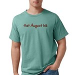 that August kid Mens Comfort Colors Shirt