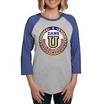 Dang_U Womens Baseball Tee