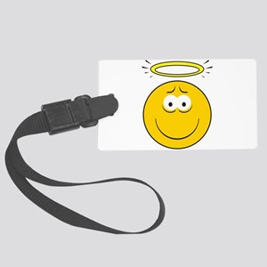 smiley90 Large Luggage Tag