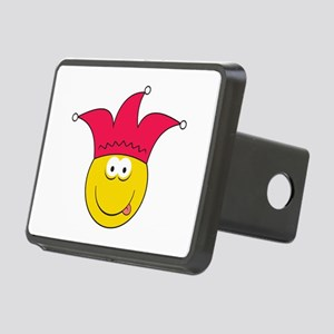 smiley123 Rectangular Hitch Cover