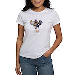 Multi-Character Women's T-Shirt