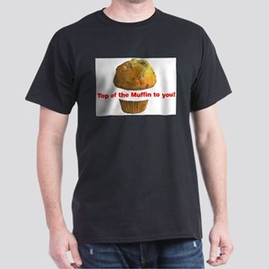 Muffin Top - Black T-Shirt