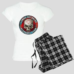 Zombie Outbreak Response Team Women's Light Pajama