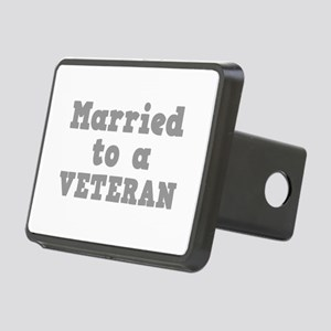 VETERAN Rectangular Hitch Cover