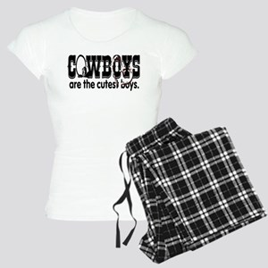 Cowboys Women's Light Pajamas