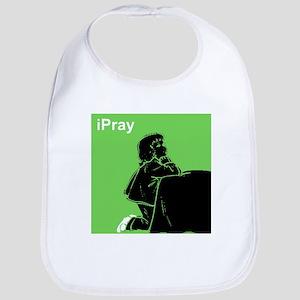 """iPray """"Green"""" Bib"""