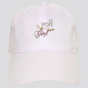 Wolf Girl Sparkly Cap
