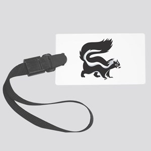 skunk copy Large Luggage Tag