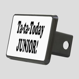 ta ta today junior Rectangular Hitch Cover