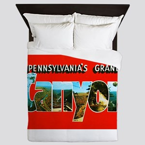 Pennsylvania's Grand Canyon Queen Duvet