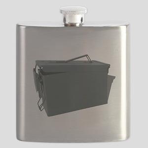 Green ammo box Flask