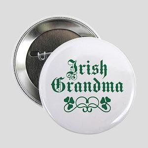 "Irish Grandma 2.25"" Button"