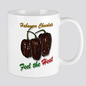 Habanero Chocolate - Feel the Heat Mug