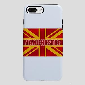 Manchester Flag iPhone 7 Plus Tough Case