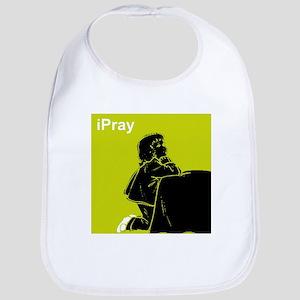 """iPray """"Yellow"""" Bib"""