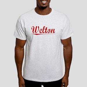 Welton, Vintage Red Light T-Shirt