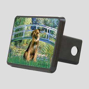 Bridge / Border Terrier Rectangular Hitch Cover