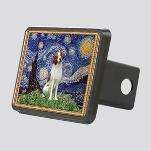 Starry Night/Brittany Rectangular Hitch Cover