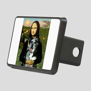 Mona /Catahoula Rectangular Hitch Cover