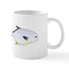 Pompano fish Mug