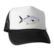 Pompano fish Trucker Hat
