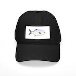 Pompano fish Black Cap