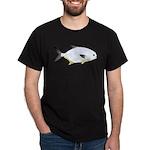 Pompano fish Dark T-Shirt