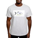 Pompano fish Light T-Shirt