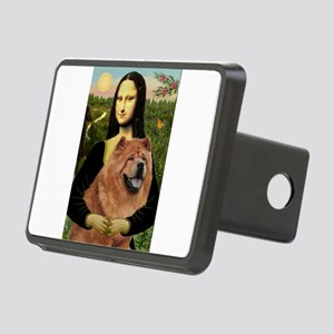 card-Mona-Chow2 Rectangular Hitch Cover