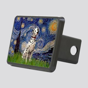 Starry Night & Dalmatian Rectangular Hitch Cover