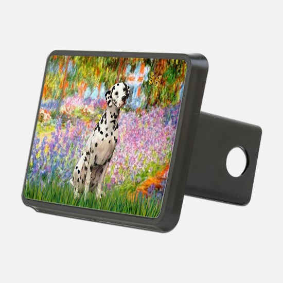 Cute Spotted dog Hitch Cover