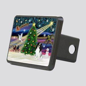 Xmas Magic & J Chin Rectangular Hitch Cover