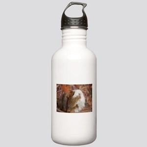 Fall Piggie Love Stainless Water Bottle 1.0L