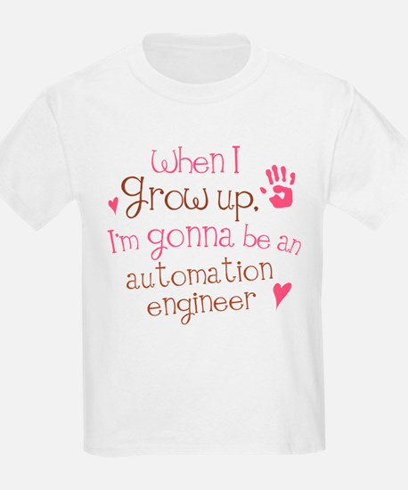 Future Automation Engineer T-Shirt