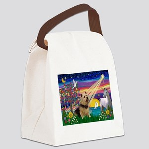 Magical Night & Norwich Canvas Lunch Bag