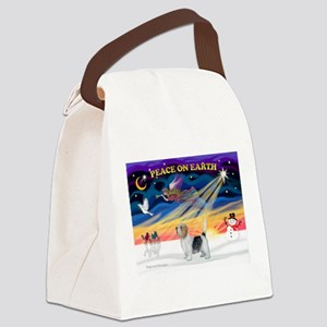 XmasSunrise/PBGB #10 Canvas Lunch Bag