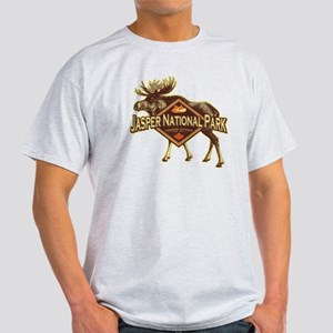 Jasper Natl Park Moose T-Shirt