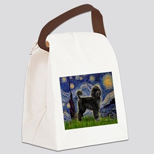 Starry Night / PWD (#2) Canvas Lunch Bag