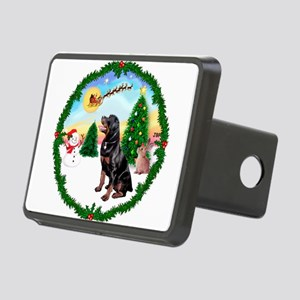 Take Off1/Rottweiler #6 Rectangular Hitch Cover