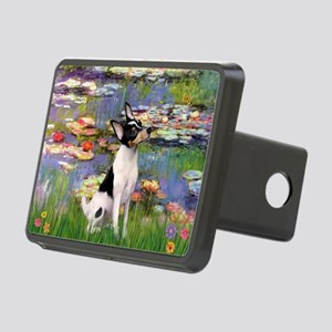 card-Lilies2-ToyFoxT Rectangular Hitch Cover