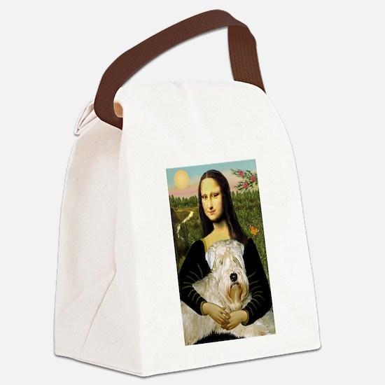 8x10-MONA-Wheaten1-lap.png Canvas Lunch Bag