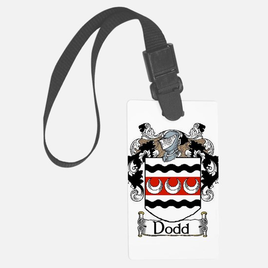 Dodd Coat of Arms Luggage Tag