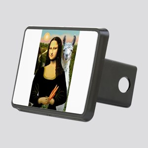 MP--Mona-Llamab7 Rectangular Hitch Cover