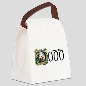 Dodd Celtic Dragon Canvas Lunch Bag